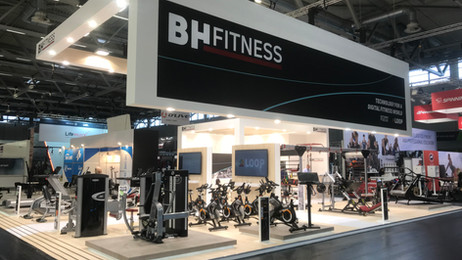 Stand BH FITNESS