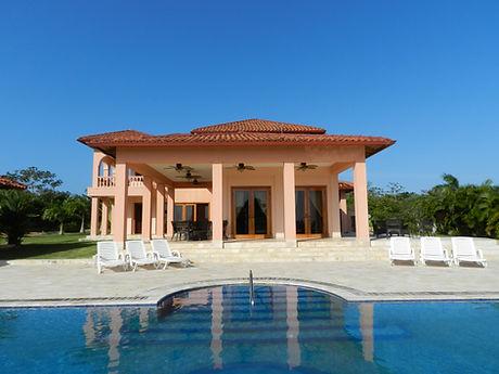 La Casa Roja - Las Perlas Residence - Las Perlas Archipelago - Isla Viveros - Panama