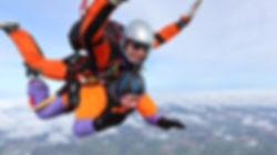 John King Brain Tumour Foundation Charity - Skydive