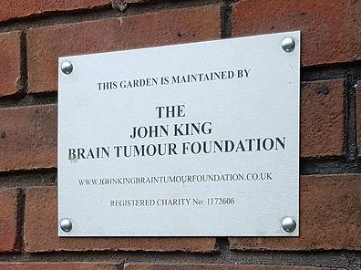 John King Brain Tumour Foundation
