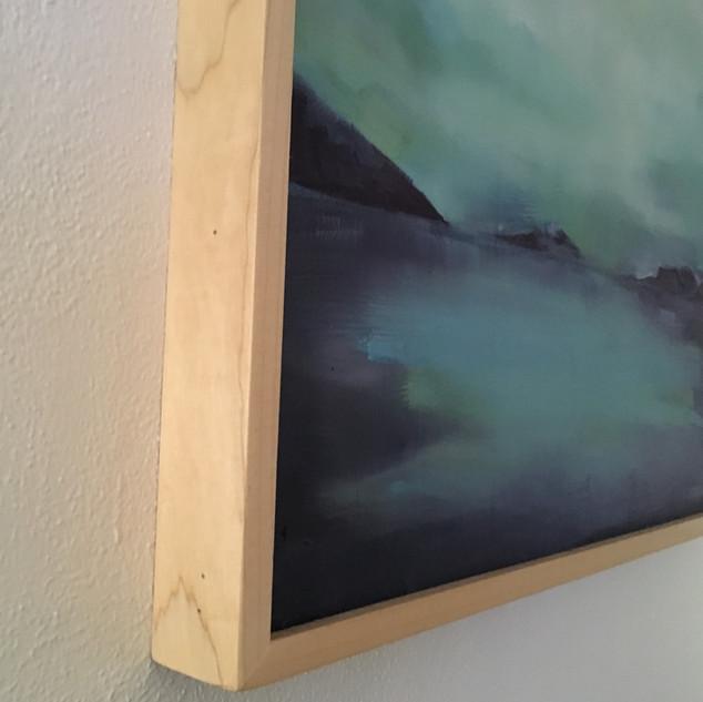 Example of custom frame