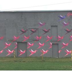 Soar Mural
