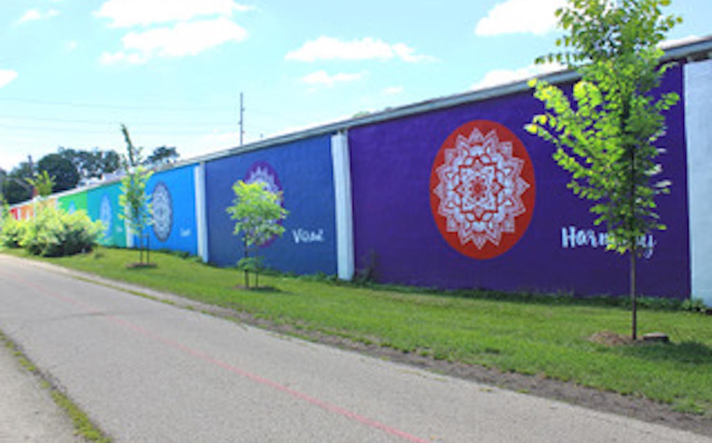 Harmony Mural