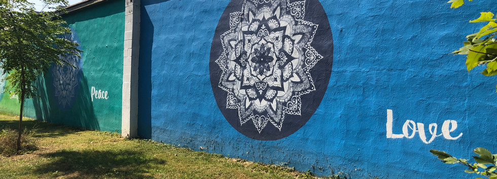 Harmony mural close up.JPG