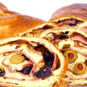 A 12-step Pan de Jamón recipe