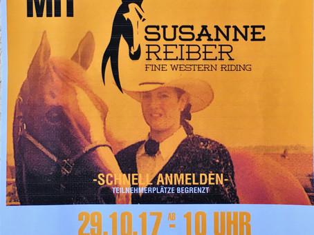 Bodenarbeit mit Susanne Reiber