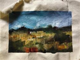 Canvas Cloth Experiment 3