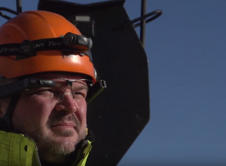 Catapult & UtilityAR: Augmented Reality for Offshore Renewable Energy