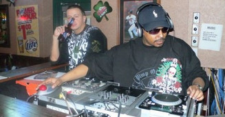 DJing at The Green Turtle, MD