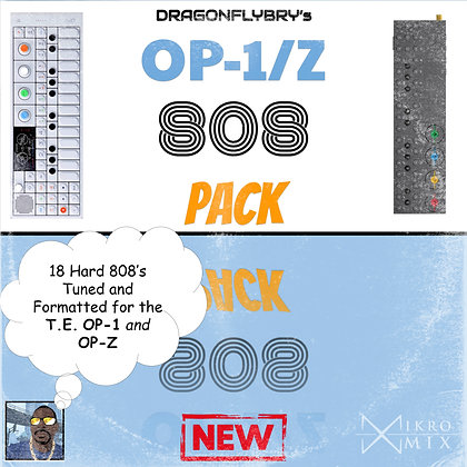 808 Pack for T.E. Devices V2.0!