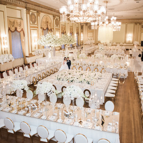 Wedding {Fairmont Fairytale}