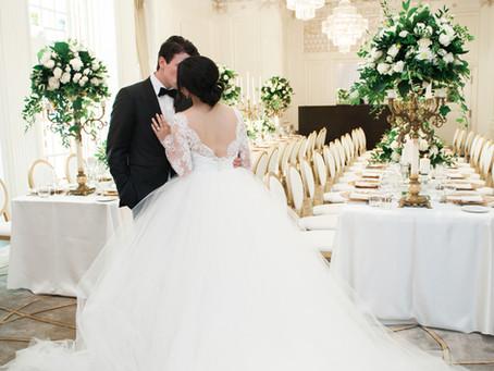 Wedding {Enchanted Garden}