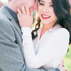 Engagement {Blossoming Love}
