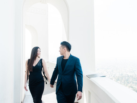 Engagement {L.O.V.E in L.A}
