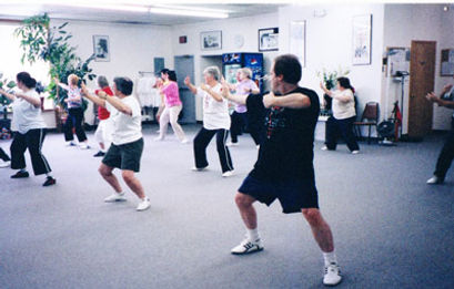 Binghamton Tai Chi, New York State Tai Chi Center