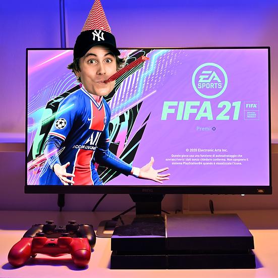 1v1 me in Fifa
