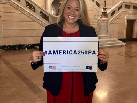 """""""Well ahead of the curve""""—Pennsylvania takes leadership position in America 250 initiative"""