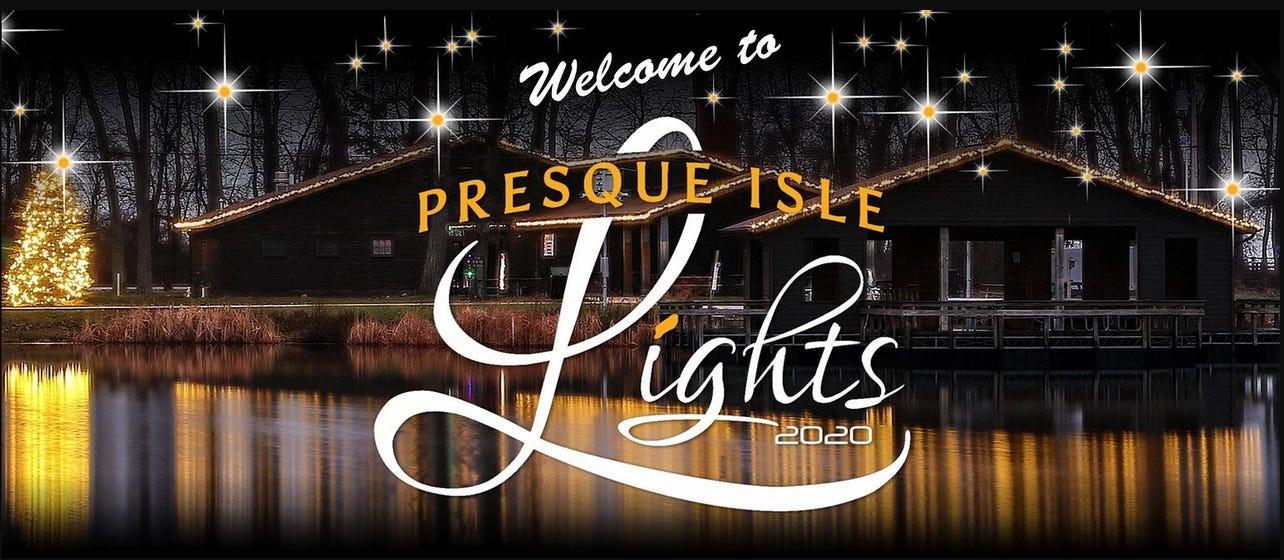 Presque Isle Lights - Erie County