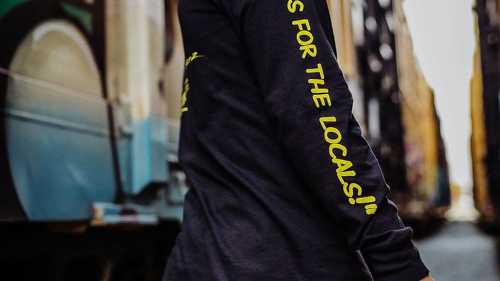 Killa Beerz Long Sleeve T-Shirt