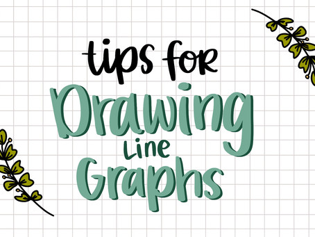 Tips for Drawing Graphs in Biology