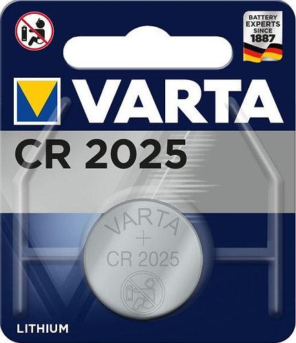Knoflíková baterie - VARTA CR2025
