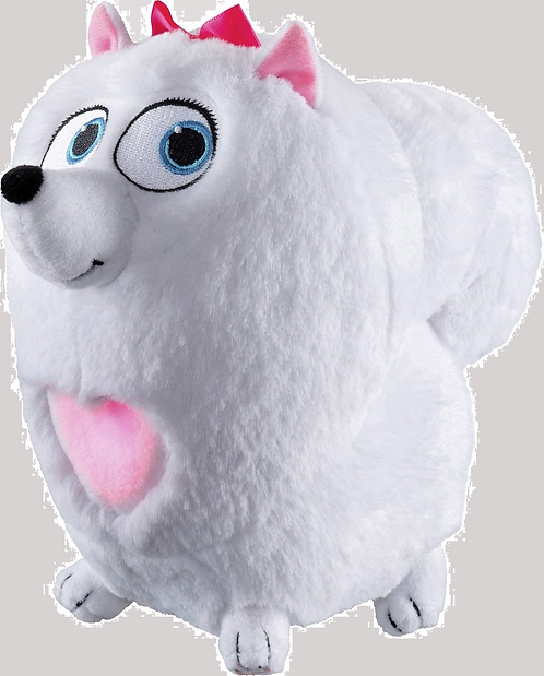 Noční lampička - The secret life of pets 2 Plush night light