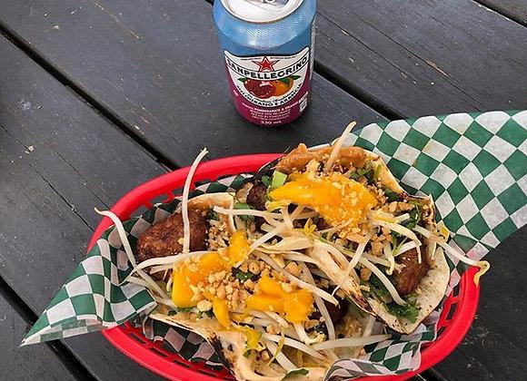 Meatball Taco