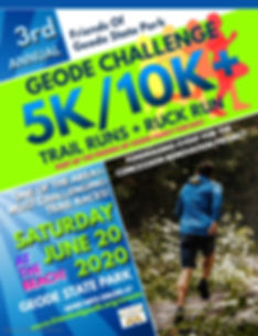 Copy of Copy of 5K Run  Walk Flyer - Mad