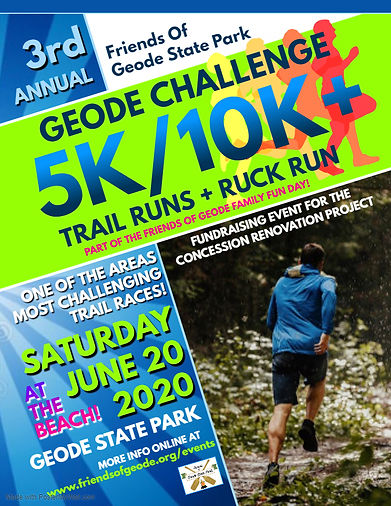Copy of Copy of 5K Run  Walk Flyer - Mad