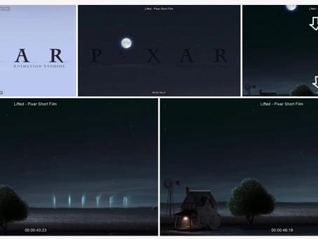 Pixar: Lifted
