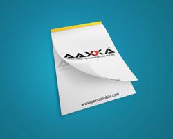 White Notepad