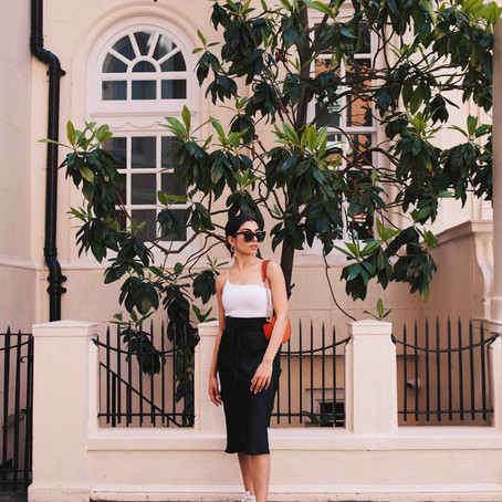 IRL: The Best Places to take OOTD Photos in London