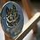 Thumbnail: Werewolf Nerd Gold Enamel Pin