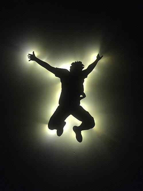 Jump / Pilli Led ışıklı