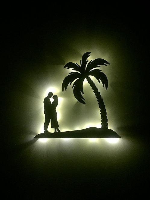 My Silhouette / Summer Time / Pilli Led Işıklı