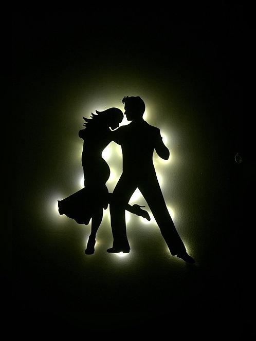 Tango / Pilli Led Işıklı