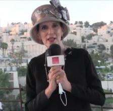 היהודיות באות | הר' ימימה מזרחי ממערת המכפלה | אלול live