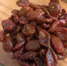 עגבניות מיובשות בתנור   נורית אילון הירש