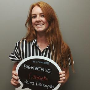 Gabrielle Brodeur - Gestionnaire de communauté