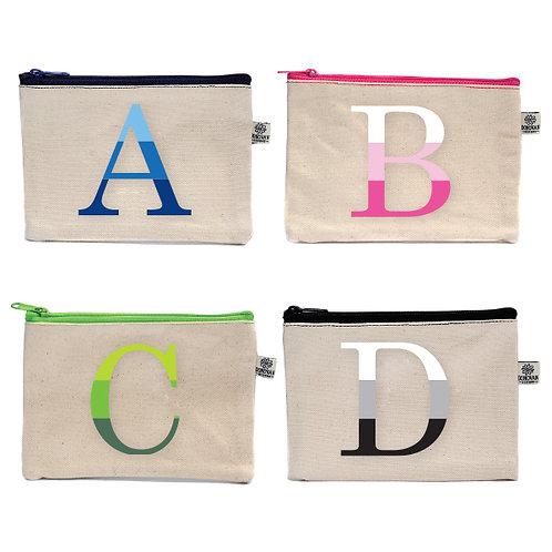 Ombre Initial Bag