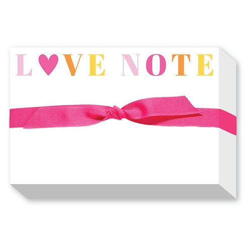 Love Note Pudgy Notepads