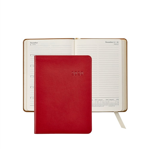 2021 Notebook  Traditional Leather - WJ7-TR1