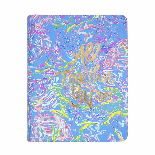 Lilly Pulitzer concealed spiral journal, All Together Now