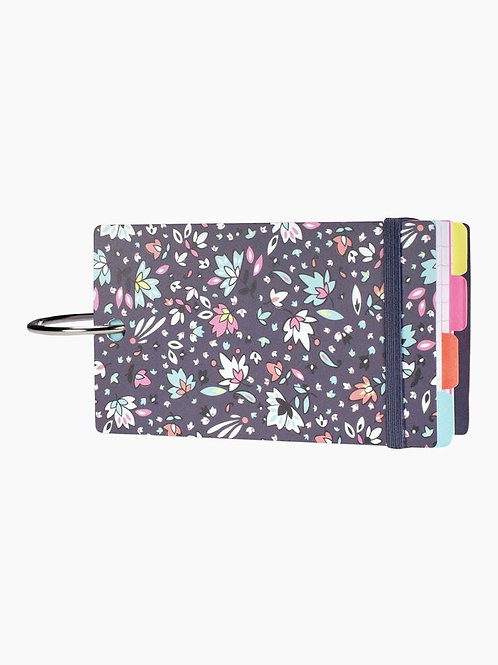 Vera Bradley Study Buddy Notecards in Bonbon Ditsy