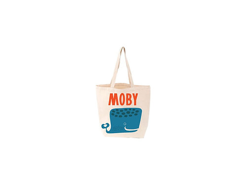 Baby Lit Moby-Dick Tote