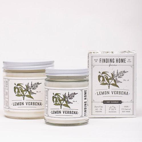 Finding Home Farms Lemon Verbena Soy Candle