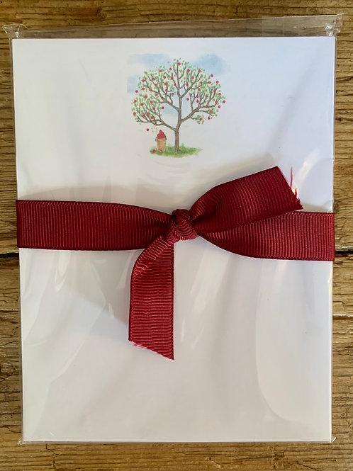 Donovan Designs Plants and Nature Mini Notepad