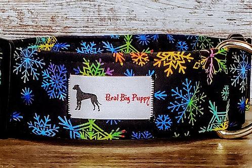 Real Big Puppy Collar 26 - Holiday