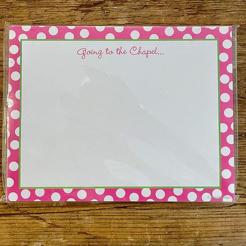 Donovan Designs Wedding Mini Notepads