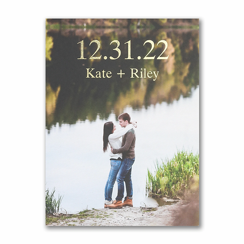 The Date - Save the Date